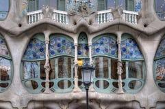 Casa Batlló Fotografía de archivo libre de regalías