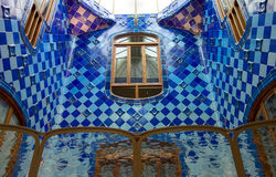 Casa Batlló foto de archivo libre de regalías