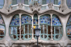 Casa Batlló Royalty Free Stock Photography