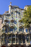 Casa Batlló during the day Stock Photography