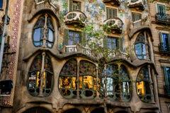 Casa Batlló Royalty Free Stock Photos