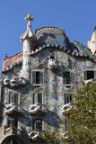 casa batllo της Βαρκελώνης Στοκ φωτογραφία με δικαίωμα ελεύθερης χρήσης