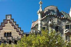 Casa Batllo. Barcelona Stock Photos