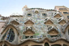 Casa Batllo 2 Royalty Free Stock Images