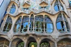 Casa Batllo Foto de Stock Royalty Free
