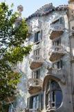 Casa Batllo by Antoni Gaudi Stock Image