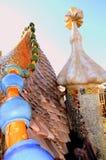 Casa Batllo - Antoni Gaudi Royalty Free Stock Photography