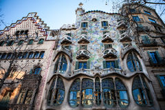 Casa Batllo on April , 2016 in , Spain. Stock Photography