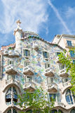 Casa Batllo, Barcelona Royalty Free Stock Images