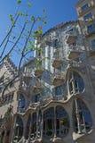 Casa Batllo in Barcelona Stock Photos