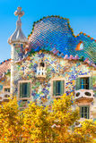 Casa Batllo, Barcelona. Stock Photography