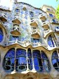 Casa Batllo, Barcelona, Espanha Fotos de Stock
