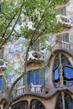 Casa Batllo, Barcelona Royalty Free Stock Photo