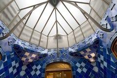 Casa Batllo, Barcelona - Hiszpania Fotografia Royalty Free