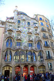 Casa Batllo,Barcelona Stock Photography