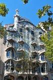 Casa Batllo, Barcelona, Spain Stock Photos