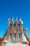 Casa Batllo, Barcelona - Spain Stock Image