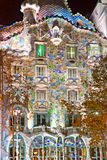 Casa Batllo, Barcelona, Spain. Stock Photo