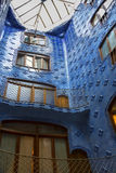 Casa Batllo - Barcelona - Spain Royalty Free Stock Images