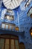 Casa Batllo - Barcelona - Spain royalty free stock images