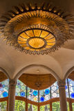 Casa Batllo - Barcelona - Spain Royalty Free Stock Photography