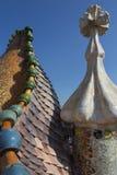 Casa Batllo - Barcelona - Spain Stock Image