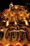 Casa Batllo, Barcelona, Spain Stock Images