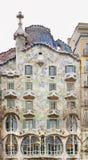 Casa Batllo in Barcelona. Spain Royalty Free Stock Photography