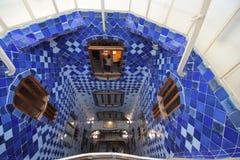 Casa Batllo,  Barcelona, Spain Stock Image