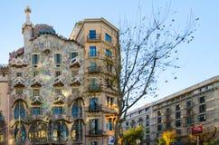 Casa batllo Stock Photography