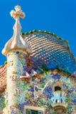 Casa Batllo, Barcelona, Spain. Royalty Free Stock Image