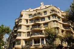 Casa Batllo em Barcelona Imagens de Stock
