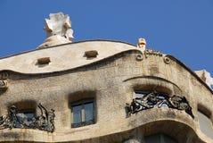 Casa Batllo en Barcelona Imagen de archivo