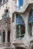 Casa Batllo Stock Photography