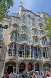 Casa Batllo by Gaudi, Barcelona, Tom Wurl Royalty Free Stock Images
