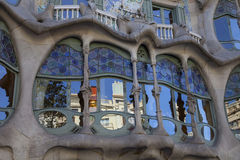 Free Casa Batllo In Barcelona Royalty Free Stock Photos - 35568378