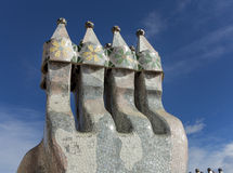 Casa Batllo Stock Photo