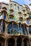 Casa Batllo Stock Photos. Casa Batllo Facade Gaudì - Famous Boulding Barcelona stock images