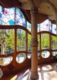 Casa Batlo Στοκ Φωτογραφία
