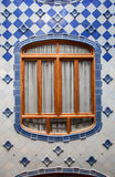 Casa Batlo Barcelona Spain Stock Image