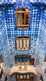 Casa Batlo Barcelona Spain Stock Images