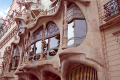 Casa Battlo Royalty Free Stock Images