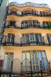 Casa Battlo Stock Photos