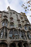 Casa Battlo in Barcelona Royalty Free Stock Images