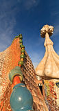 Casa Battlo, Barcelona Stock Photos
