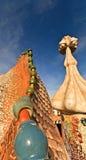 Casa Battlo, Barcelona stock photos