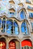 Casa Battlo - Barcelona Stock Image
