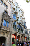 Casa Battlo - Barcelona Royalty Free Stock Photos