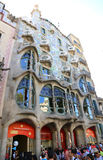 Casa Battlo - Barcelona Stock Photography