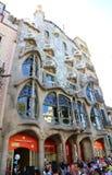 Casa Battlo - Barcelona. Casa Battlo or Casa Baio - Barcelona stock photography